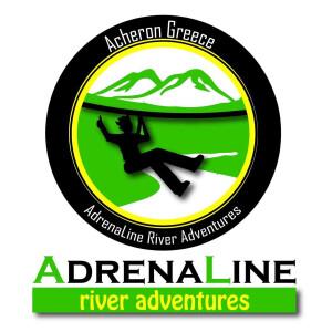 ZipLine Greece Acheron River logo